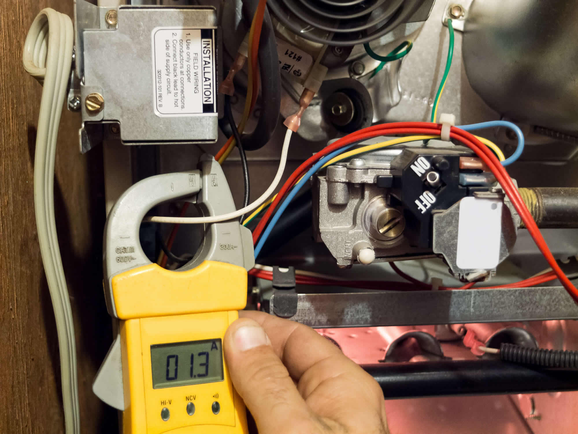 We are commitment to providing you with the best service and repair on your heating system.